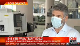 Genel Müdürümüz Hakan AYDOĞDU, CNN Türk Akşam Haberlerinde Yer Aldı.